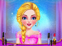 Cinderella Princess Salon